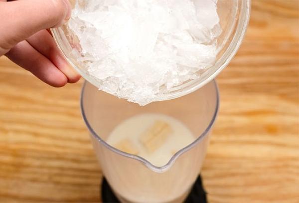 Cách làm sinh tố chuối sữa chua