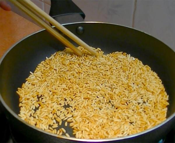 Cách làm thính gạo