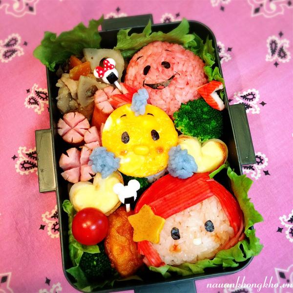 Cơm hộp Bento