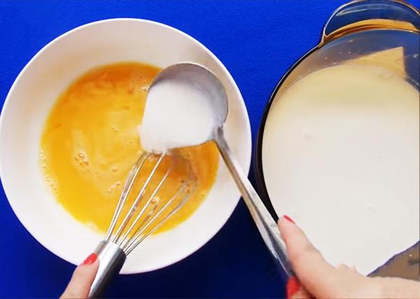Cách làm bánh flan phô mai con bò cười