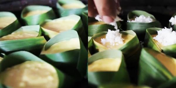 Cách làm bánh bò hấp đường thốt nốt