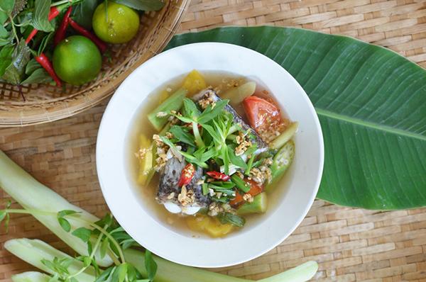 Cách làm canh chua cá lóc