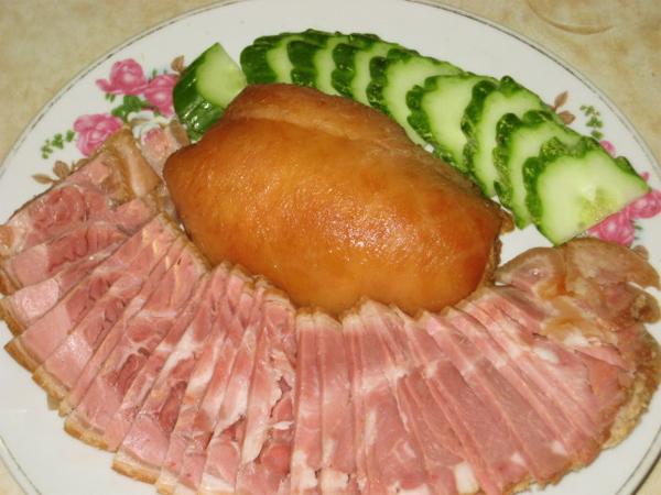 Cách làm thịt lợn ướp muối