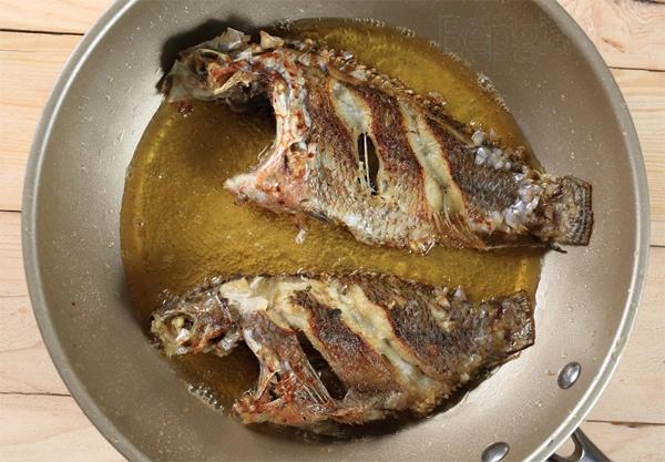 Cách làm cá rô phi chiên giòn