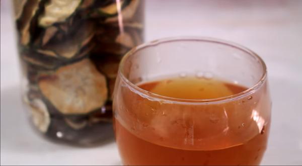 Cách làm trà bí đao khô