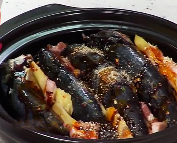 Cách nấu cá nục kho thơm