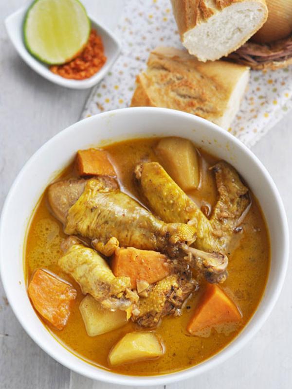 Cách nấu cà ri gà Ấn Độ