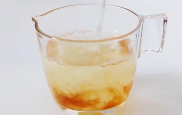 Cách làm nước nha đam mật ong