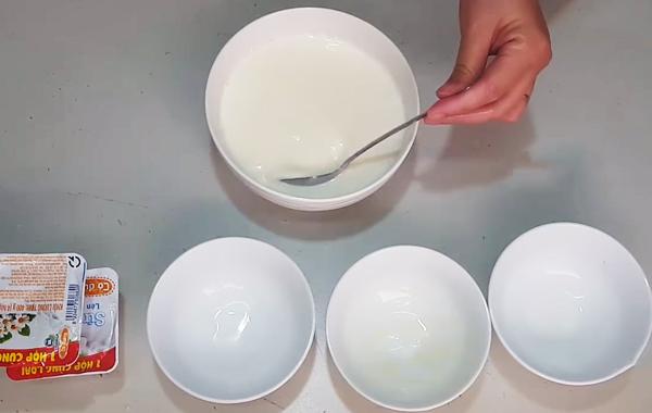 Cách làm kem chuối sữa chua