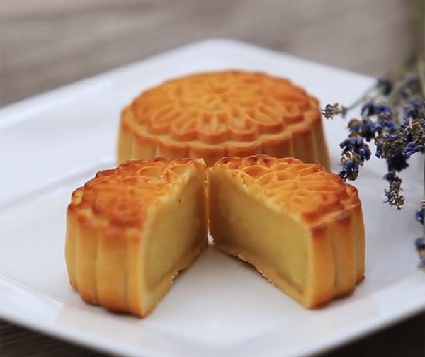 Cách làm bánh trung thu nướng đậu xanh