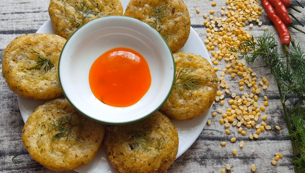 Cách làm chả cá chay từ đậu xanh