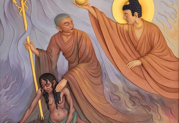 Truyền thuyết đại lễ Vu Lan và cúng cô hồn Rằm tháng Bảy