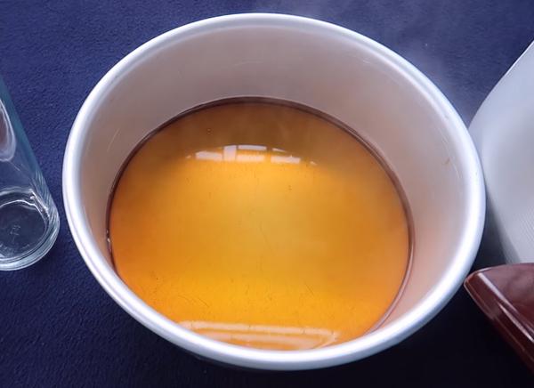Cách làm rau câu cà phê sữa nước cốt dừa