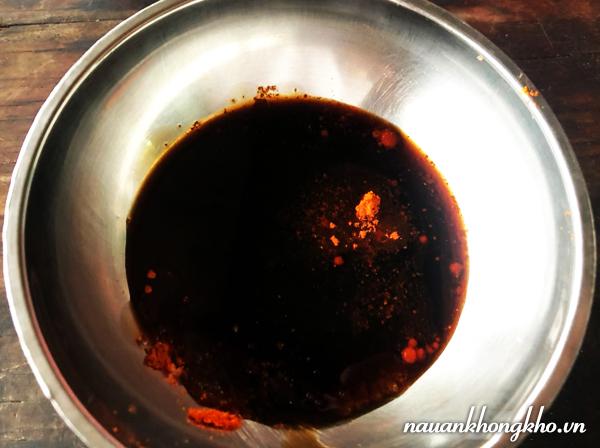 Cách ướp thịt heo nướng bằng than hoa