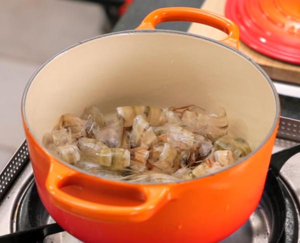 Cách nấu lẩu thái tom yum