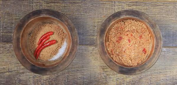 Cách làm ốc hương rang muối ớt
