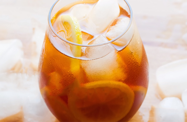 Cách làm trà cam tại nhà