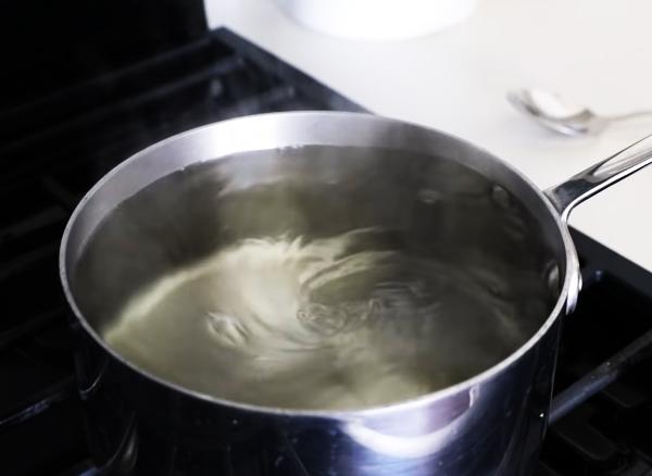 Cách làm trứng chần