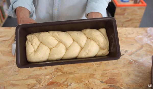 Cách làm bánh mì hoa cúc kiểu Pháp