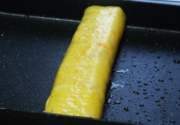 Cách làm cơm cuộn trứng