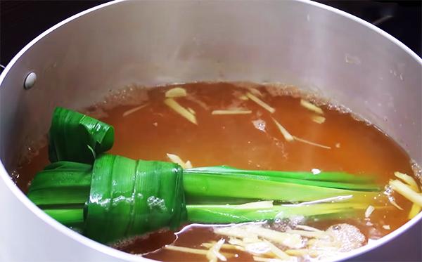 Cách nấu chè trôi nước nhân đậu xanh