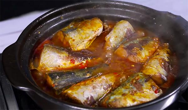 Cách làm cá nục kho tiêu