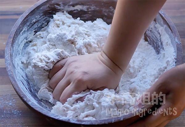 Cách làm bánh bao nhân thịt