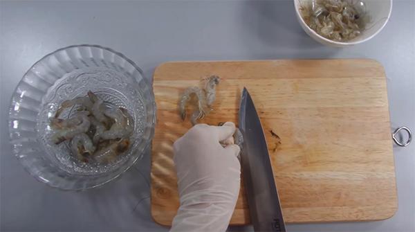 Cách làm canh rau má nấu tôm