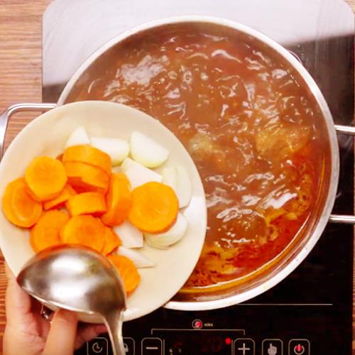 cách nấu bò kho đơn giản