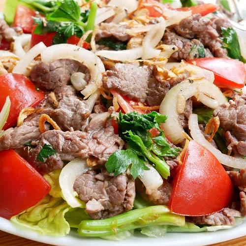 Cách làm thịt bò xào hành tây ngon tại nhà