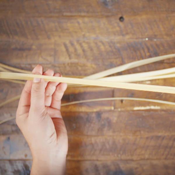 Cách làm bánh tét Trà Cuôn