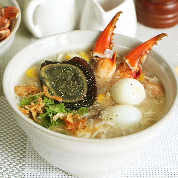 Cách nấu súp cua thập cẩm ngon