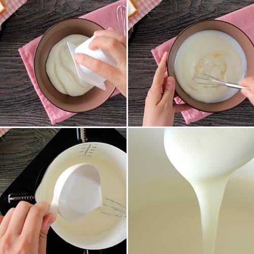 Cách làm bánh sữa chua đài loan