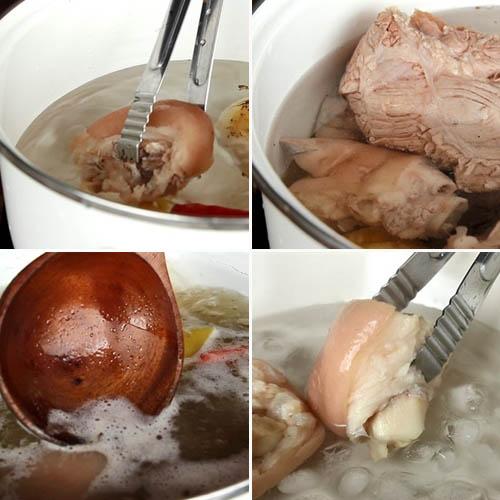 Cách nấu bún bò huế miền Nam