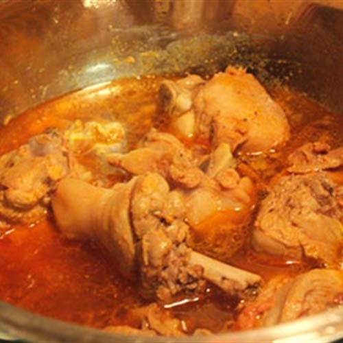 Cách làm vịt nấu khoai môn