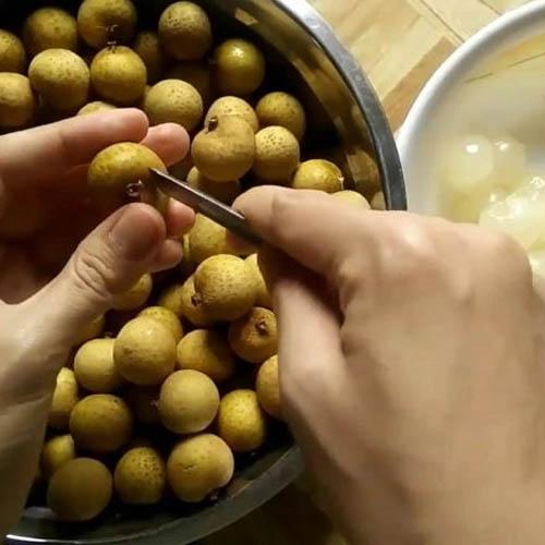 Cách làm kem nhãn