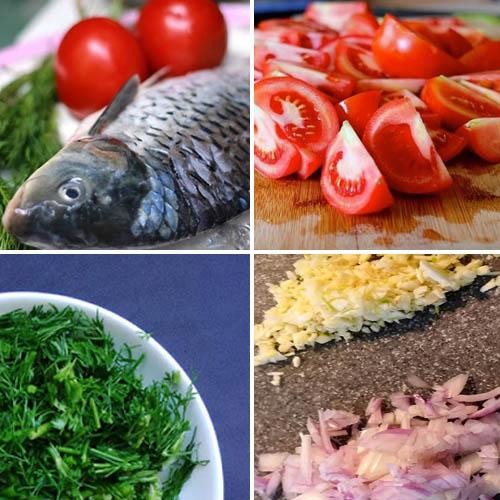 Cách nấu lẩu cá chép giòn