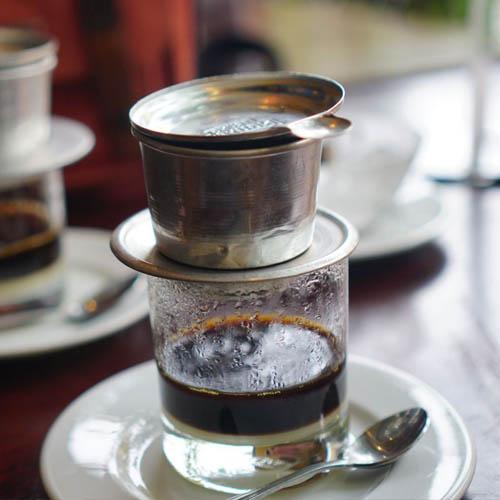 cách làm sinh tố dừa cà phê