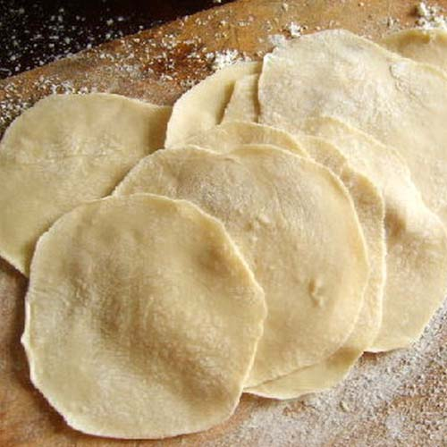 Cách làm vỏ bánh gối hấp
