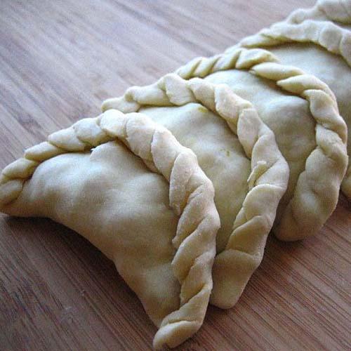 gói và hấp bánh gối