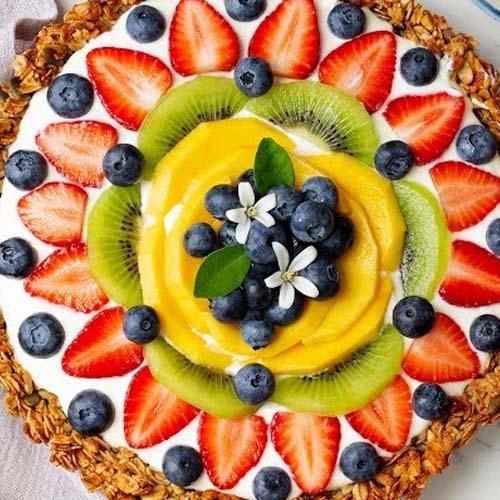 Cách làm bánh tart trái cây