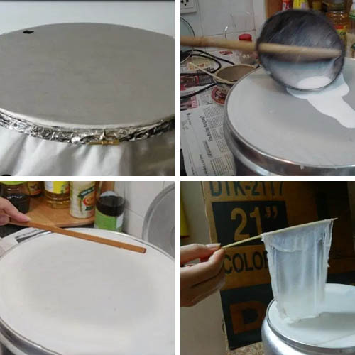 cách làm bánh cuốn bằng nồi hấp
