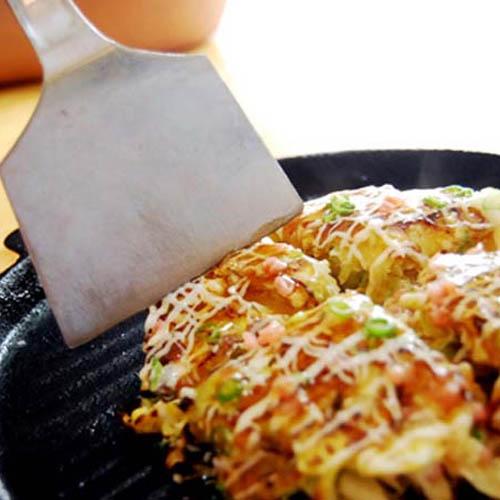 Cách làm bánh xèo Nhật