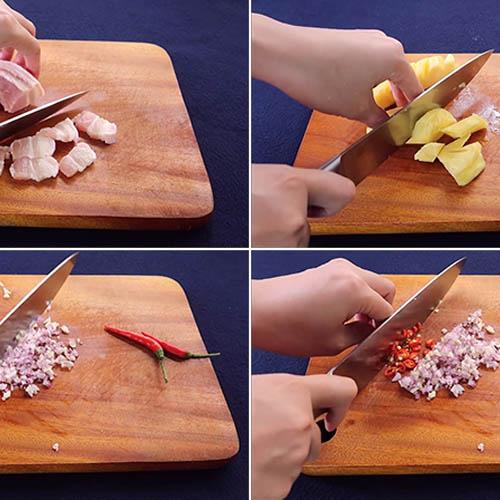 cách làm thịt kho thơm