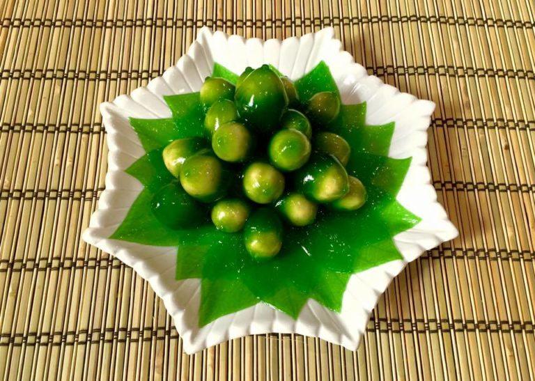 Cách làm rau câu matcha và đậu xanh sữa dừa lạ lạ ngon tuyệt vời