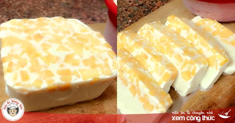 Bật mí cách làm kem mít đơn giản thơm ngon lạ ai cũng mê tít