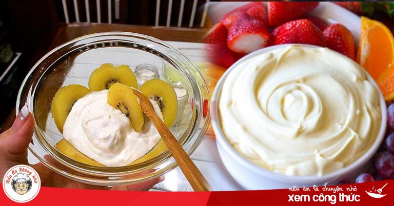 Cách làm sữa chua Hy Lạp thành công ngay từ lần đầu tiên