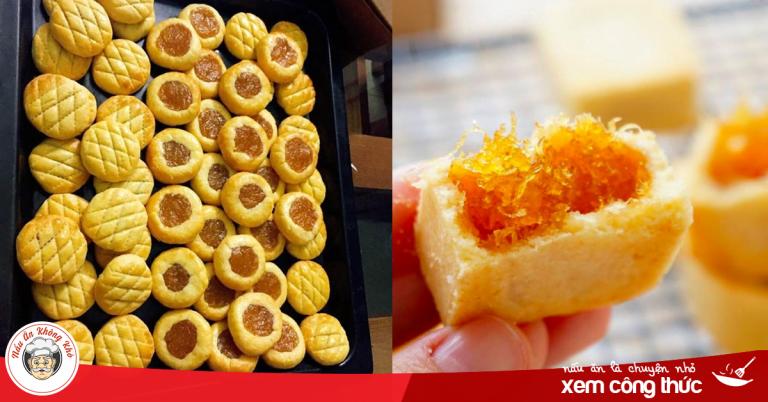 Hướng dẫn làm bánh dứa Đài Loan ngon chuẩn vị chỉ bằng vào bước đơn giản
