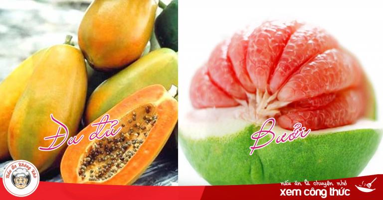 Mách nhỏ chị em 5 loại quả ăn vào là trắng da eo thon dáng chuẩn