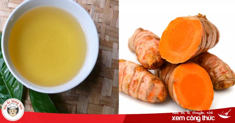6 thực phẩm vàng giúp cơ thể giải độc hiệu quả đem lại cho bạn làn da trắng hồng, mịn màng tự nhiên